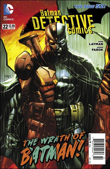 Detective Comics (2011) 22-A by DC