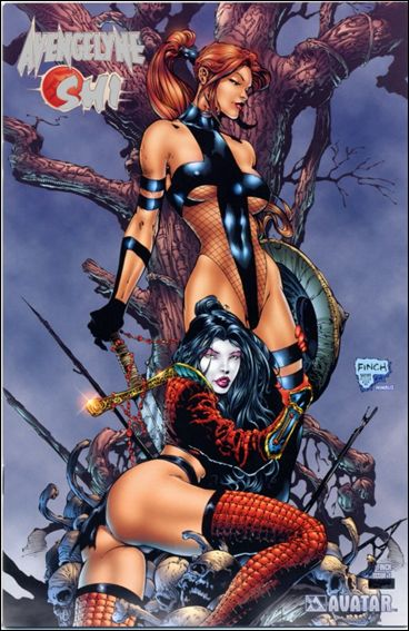 Avengelyne/Shi 1-G by Avatar Press
