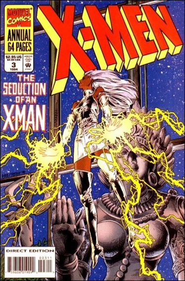X-Men Annual 3-A by Marvel
