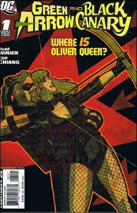 Green Arrow/Black Canary 1-B by DC