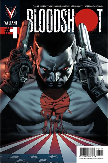 Bloodshot (2012) 1-A by Valiant Entertainment