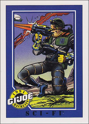 G.I. Joe (Base Set) 124-A by Impel