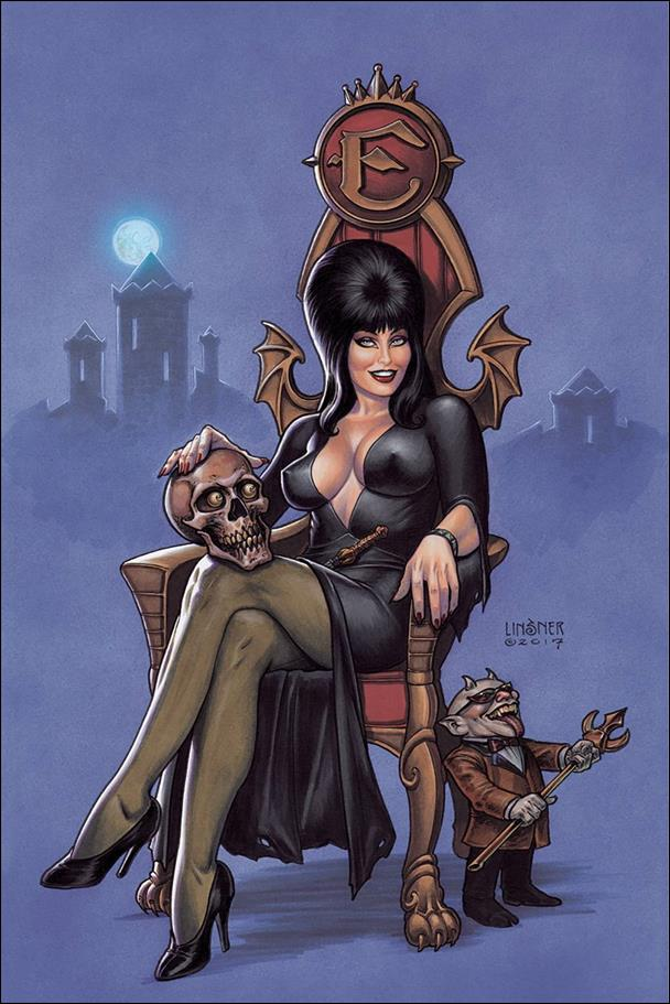 Elvira, Mistress of the Dark (2018) 1-H by Dynamite Entertainment