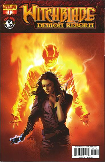 Witchblade: Demon Reborn 1-A by Dynamite Entertainment