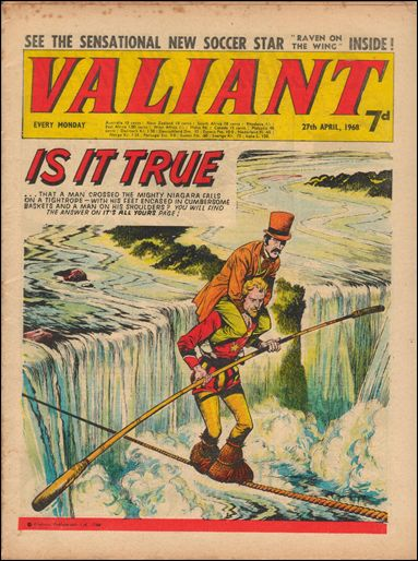 Valiant (UK) 291-A by IPC