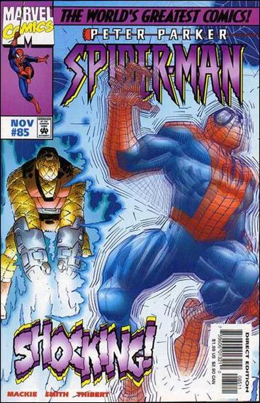 Spider-Man 85-A by Marvel