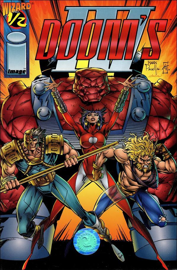 Doom's IV 1/2-A by Image