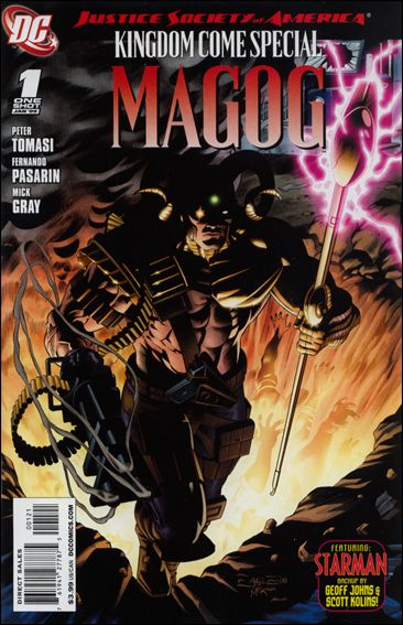 JSA Kingdom Come Special: Magog 1-B by DC