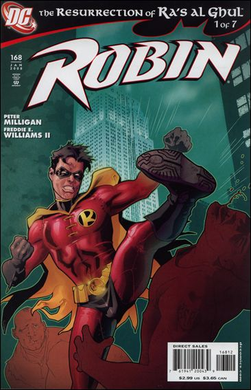 Robin (1993) 168-C by DC