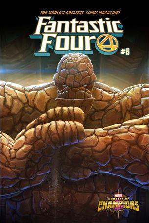 Fantastic Four (2018) 6-E