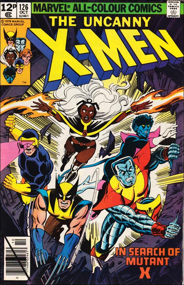 X-Men (1963) 126-B by Marvel