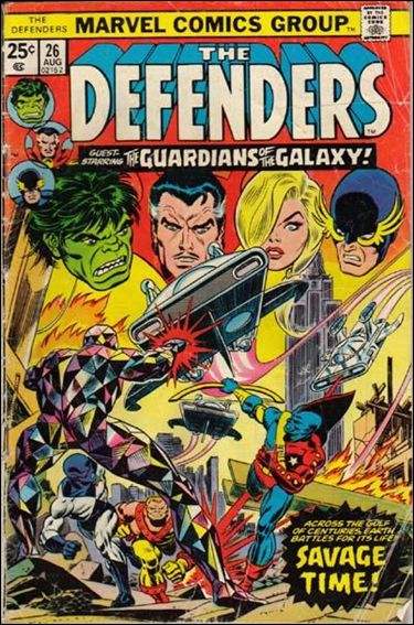 Defenders (1972) 26-A by Marvel