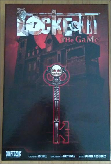 Locke & Key: The Game1-A by Cryptozoic Entertainment