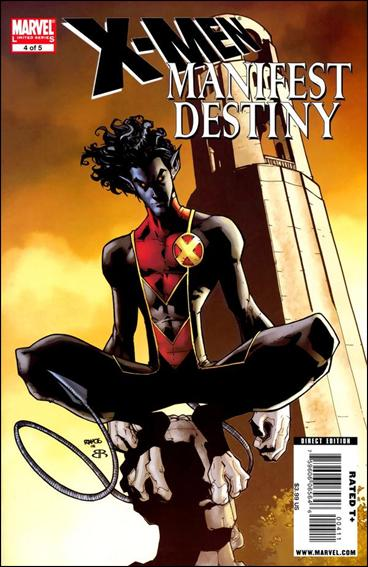 X-Men: Manifest Destiny 4-A by Marvel