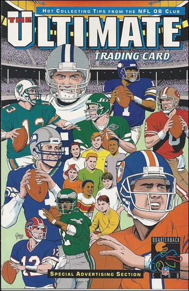 Ultimate Trading Card: Hot Collecting Tips from the NFL QB Club nn-A by Marvel