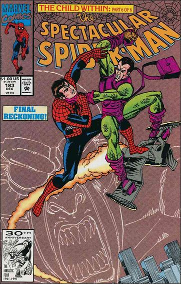Spectacular Spider-Man (1976) 183-A by Marvel