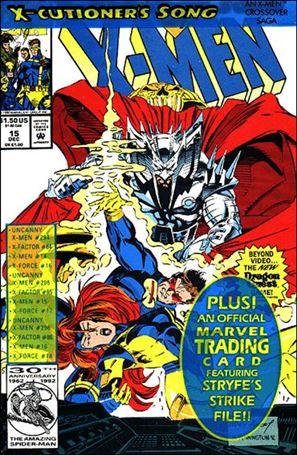 X-Men (1991) 15-A