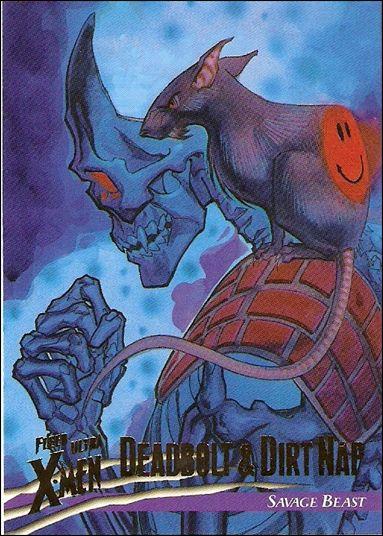 1996 Fleer Ultra X-Men: Wolverine (Base Set) 94-A by Fleer