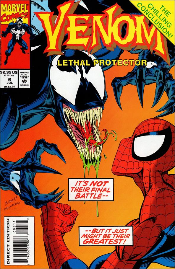 Venom: Lethal Protector 6-A by Marvel