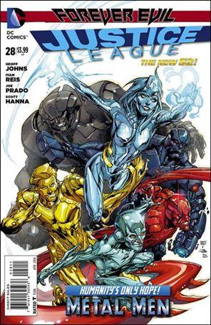 Justice League (2011) 28-A