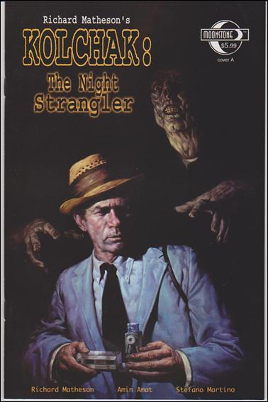 Kolchak: The Night Strangler 1-A by Moonstone