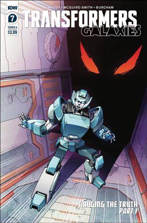 Transformers: Galaxies 7-A