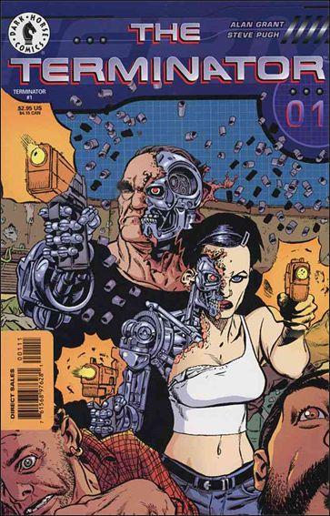 Terminator (1998) 1-A by Dark Horse