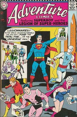 Adventure Comics (1938) 352-A