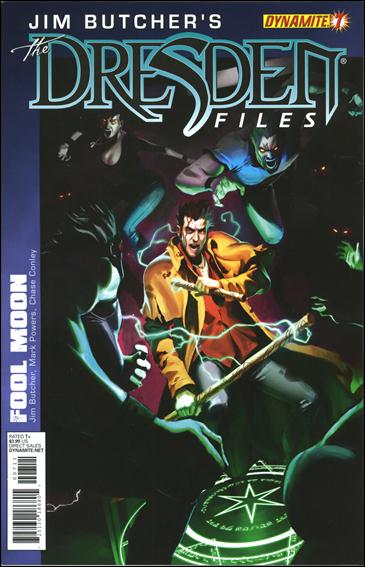 Jim Butcher's The Dresden Files: Fool Moon 7-A by Dynamite Entertainment