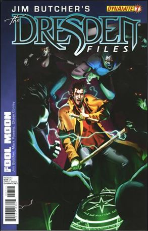 Jim Butcher's The Dresden Files: Fool Moon 7-A