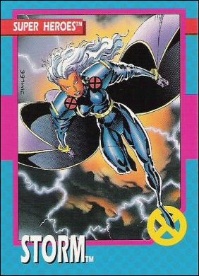 X-Men: Series 1 (Base Set) 14-A by Impel