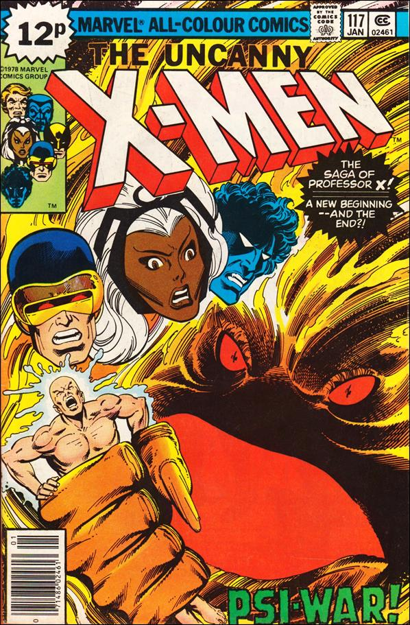 X-Men (1963) 117-B by Marvel
