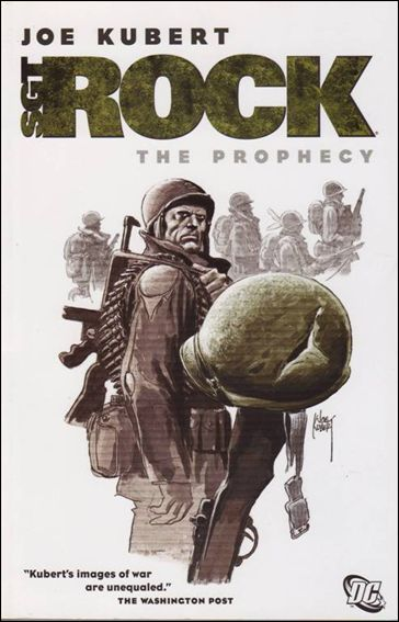 Sgt. Rock: The Prophecy nn-A by DC