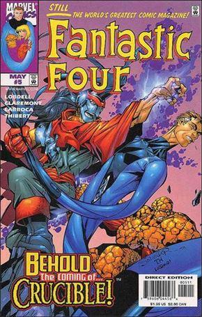 Fantastic Four (1998) 5-A