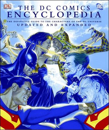 DC Comics Encyclopedia nn1-A by DK Publishing