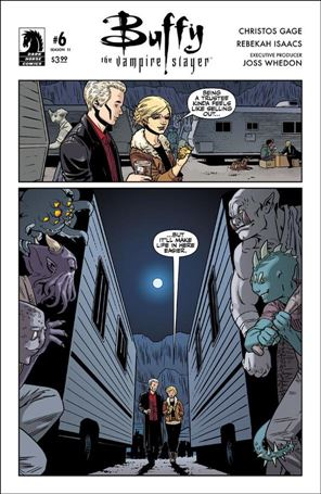 Buffy the Vampire Slayer Season 11 6-B