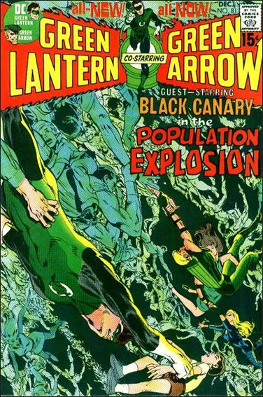 Green Lantern (1960) 81-A by DC