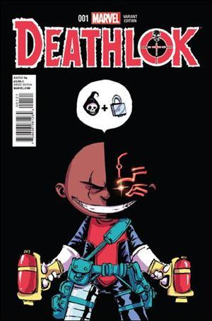 Deathlok (2014) 1-E
