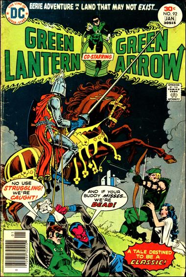 Green Lantern (1960) 92-A by DC