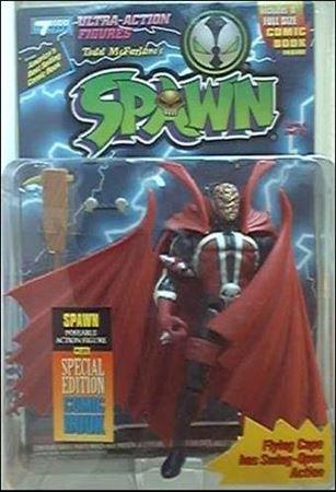 Spawn (Series  1) Spawn (Unmasked)