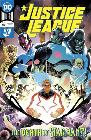 Justice League (2018) 26-A