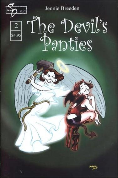 Devil's Panties 2-A by Silent Devil