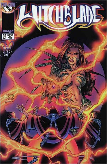 Witchblade 32-A by Top Cow