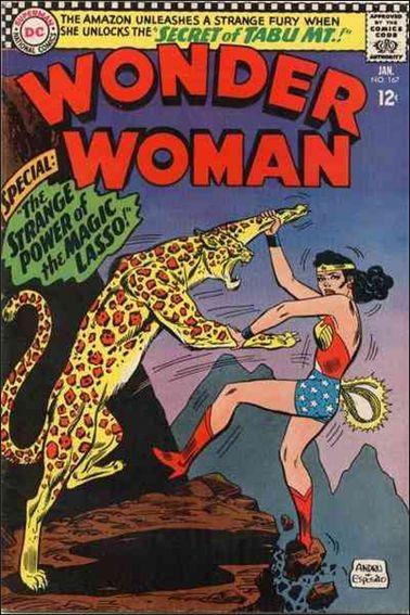 Wonder Woman (1942) 167-A by DC
