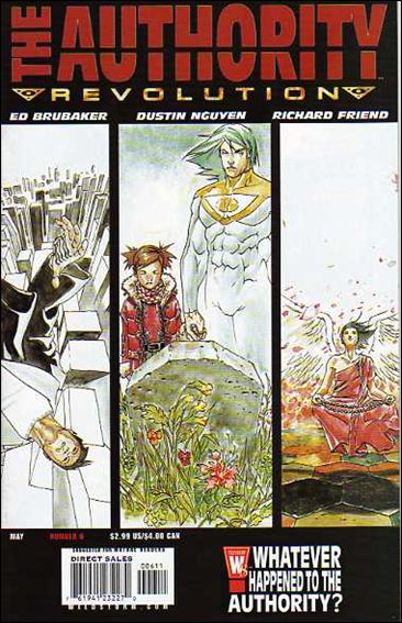 Authority: Revolution 6-A by WildStorm