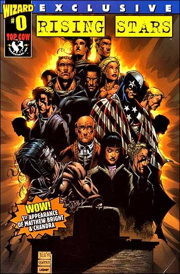 Rising Stars 0-B by Top Cow