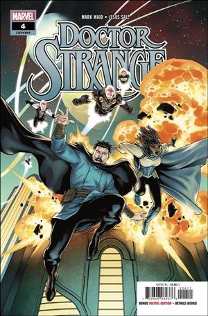 Doctor Strange (2018) 4-A