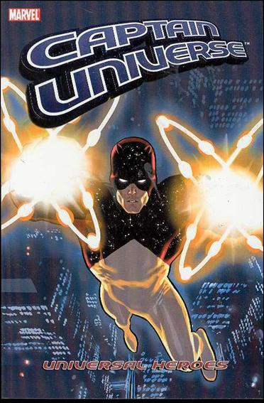 Captain Universe: Universal Heroes 1-A by Marvel