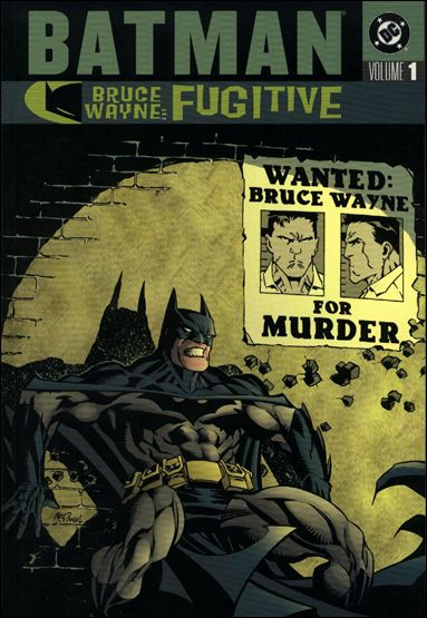 Batman: Bruce Wayne: Fugitive 1-A by DC