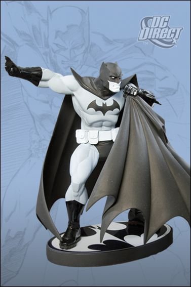 Batman: Black and White  Batman (Designed by Andy Kubert) 1/4000 by DC Direct